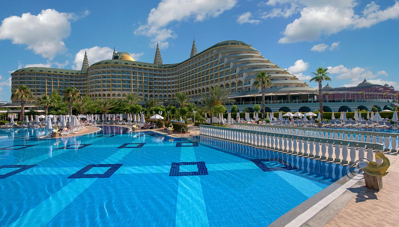 Delphin Imperial Hotel Antalya Turkey Novaturas