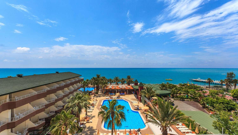 Galeri Resort Hotel Antalya Turkey Novatours