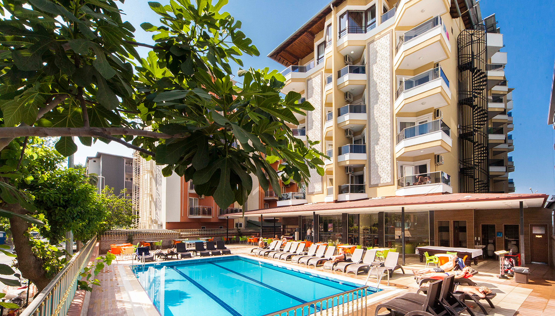 Image result for KLEOPATRA ADA HOTEL