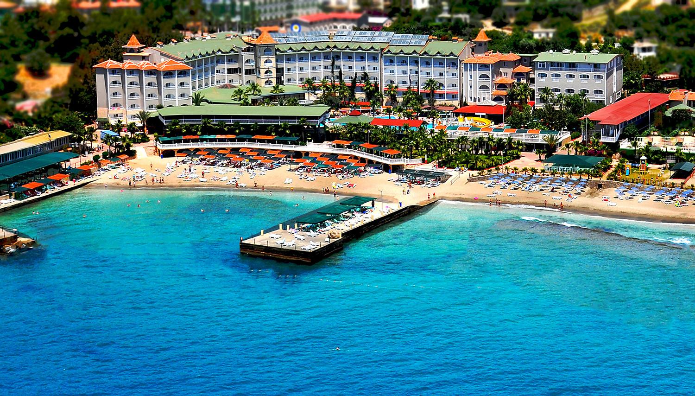 Kemal Bay Resort (Antalya, Türgi)