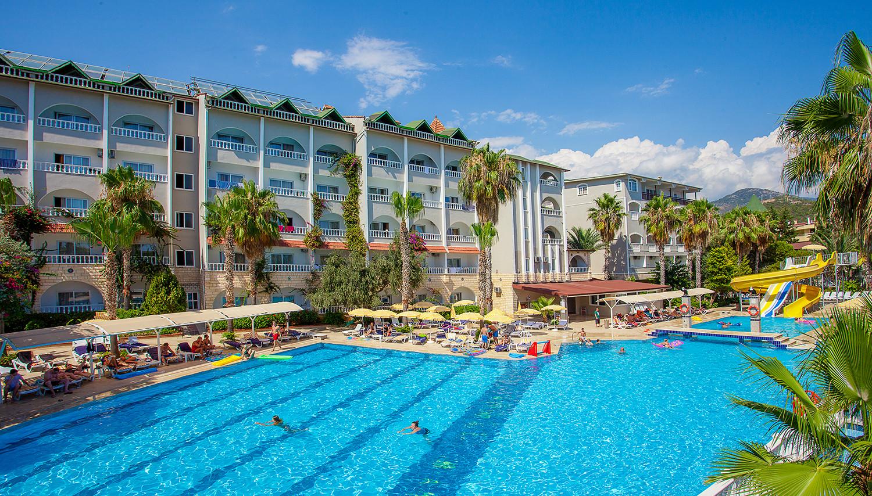 Kemal Bay Resort (Antālija, Turcija)