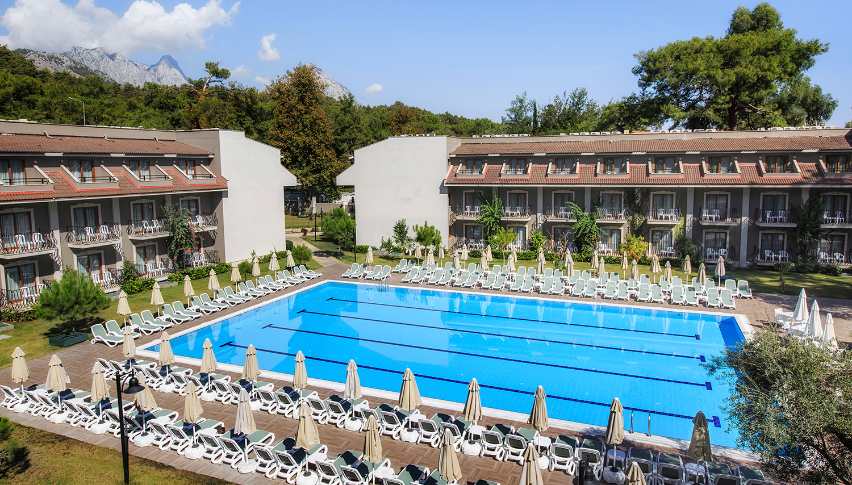 Kimeros Park Holiday Village (Antalya, Türgi)