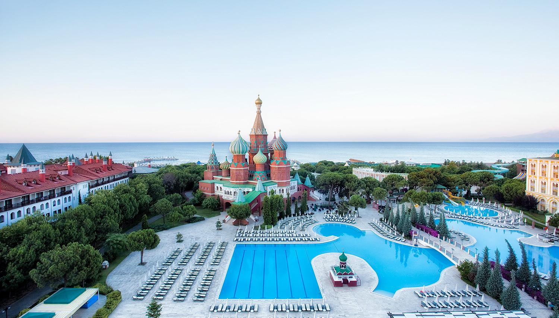 Hotel Kremlin Palace (Turkey, Antalya): reviews. Wow Kremlin Palace 5: booking, price, photo 80