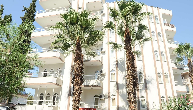 Lale Apart Hotel (Antālija, Turcija)