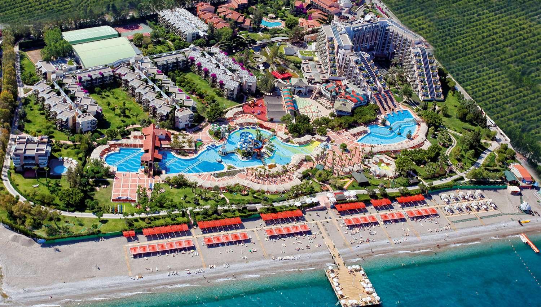 Limak Limra Hotel & Resort (Antālija, Turcija)