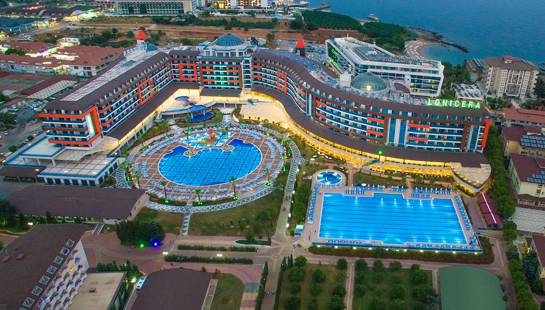 Lonicera Resort & SPA (Antālija, Turcija)
