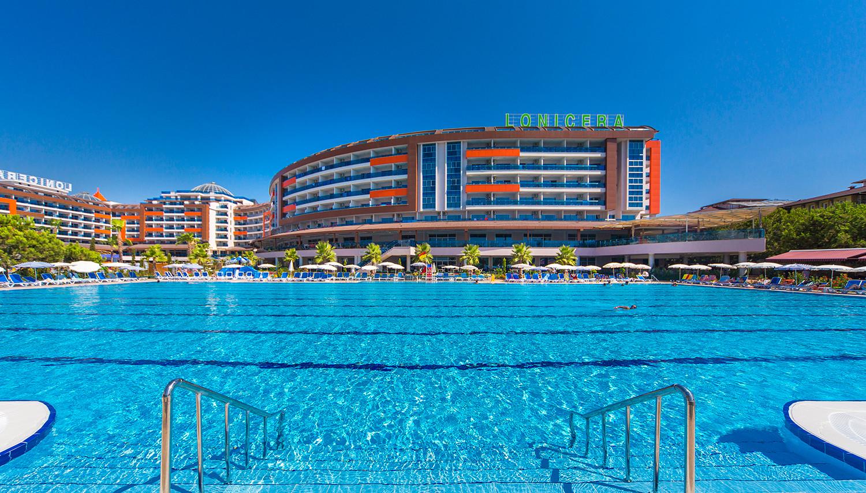 Lonicera Resort & SPA (Antalya, Türgi)