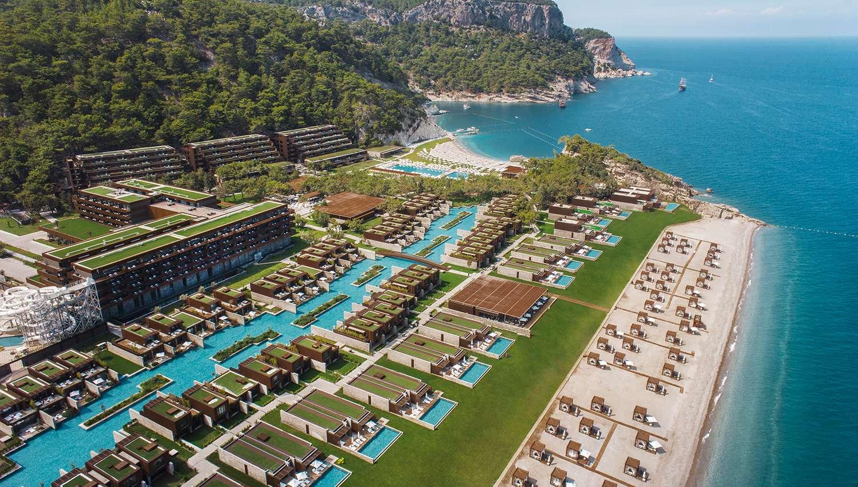Maxx Royal Kemer Resort (Antālija, Turcija)