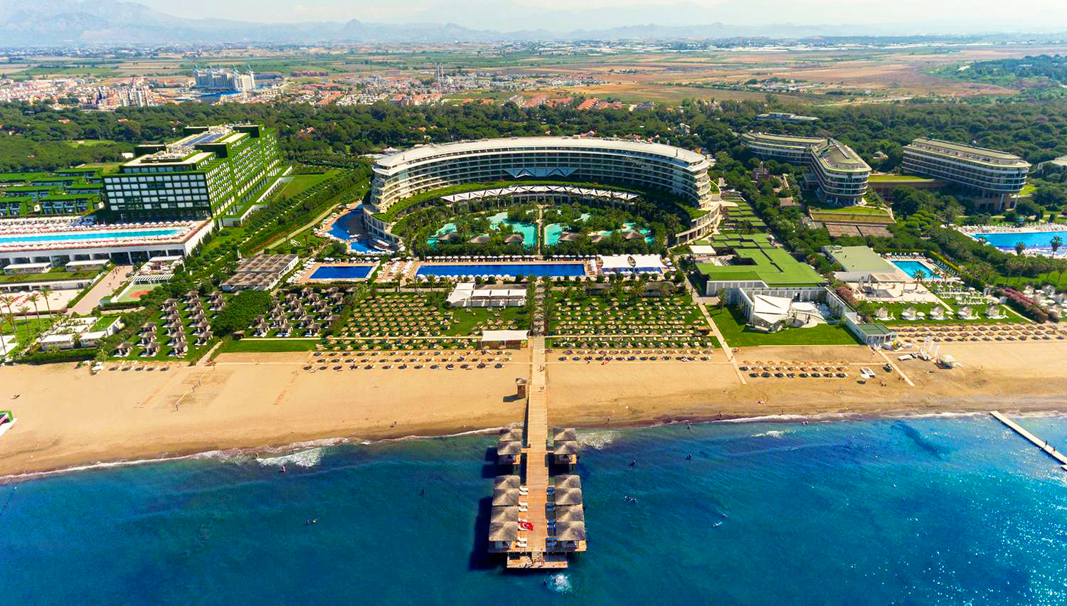 Maxx Royal Belek Golf Resort (Antālija, Turcija)