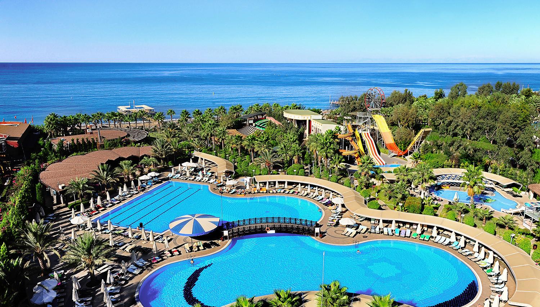 Mukarnas SPA & Resort (Antalya, Türgi)