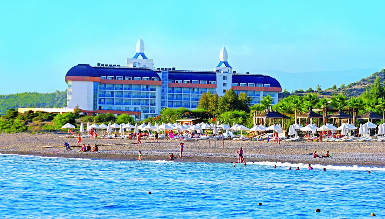 Throne Nilbahir Resort &SPA (Antalya, Türgi)