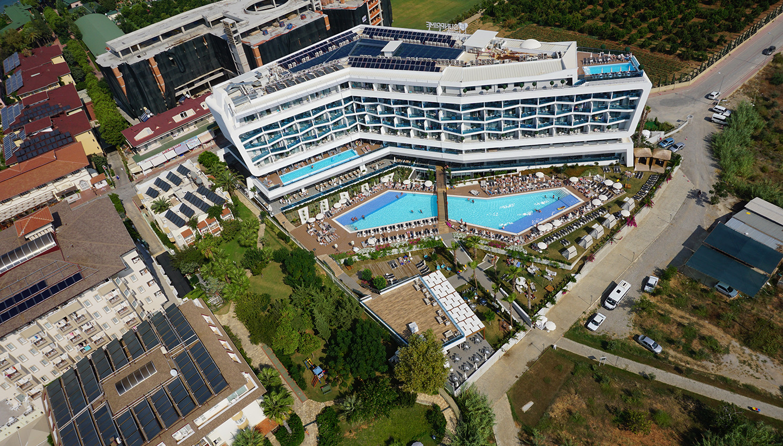 Numa Beach & SPA (Antalya, Türgi)