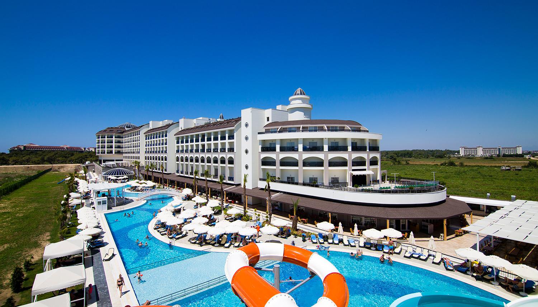 Port River Hotel Spa Hotel Antalya Turkey Novatours