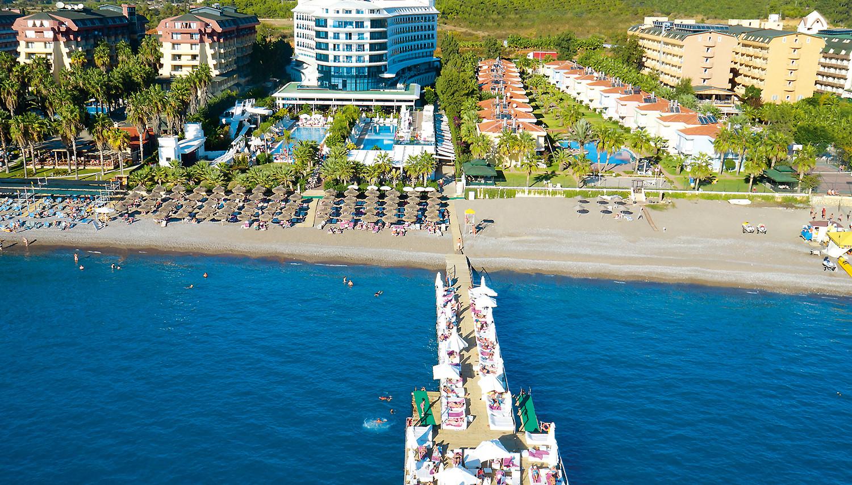 Q Premium Resort (Antalya, Türgi)