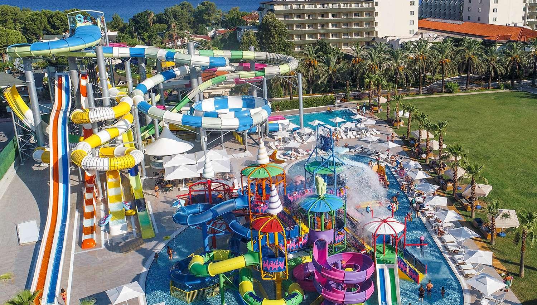 Queens Park Tekirova Resort Spa Gostinica Antaliya Turciya Novatours