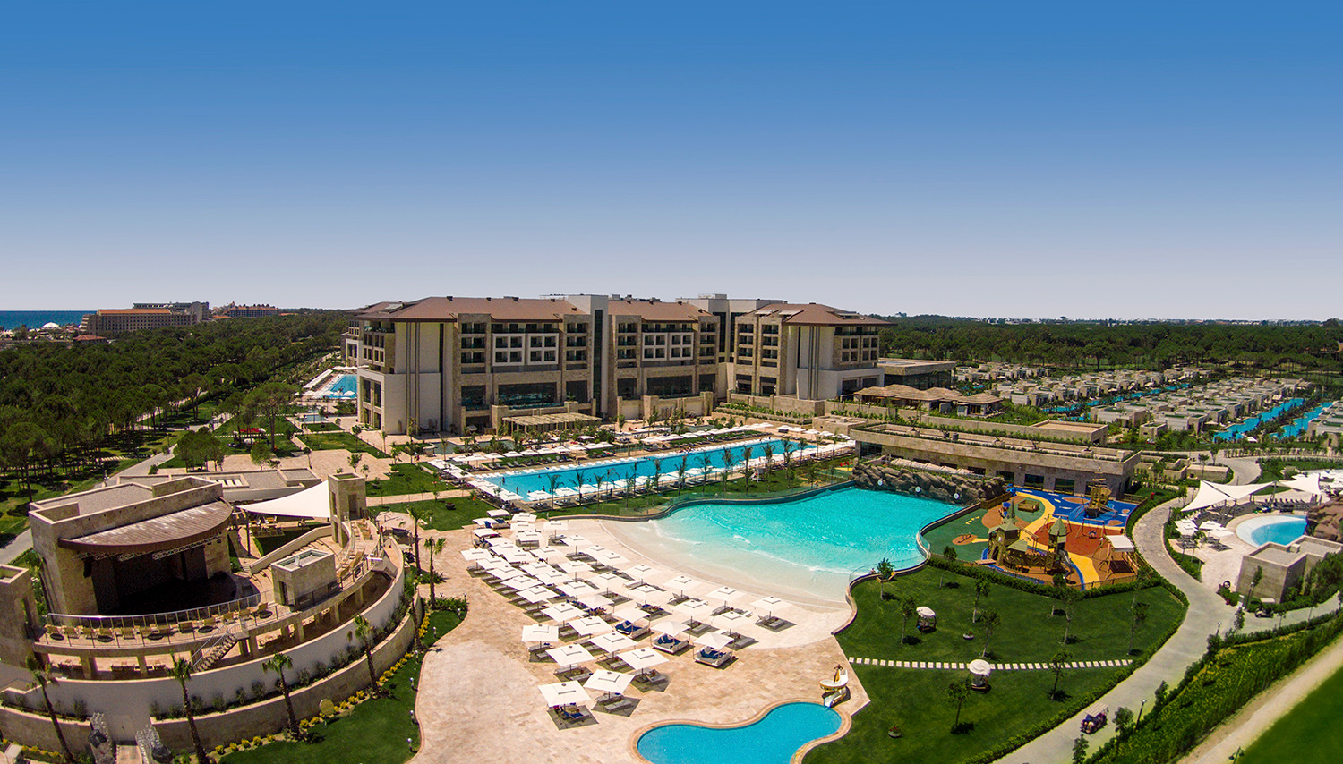 Regnum Carya Golf & SPA Resort (Antālija, Turcija)