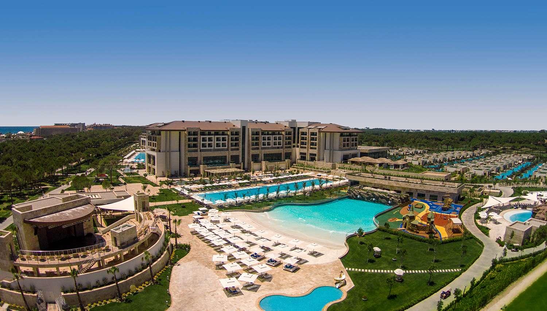 Regnum Carya Golf & SPA Resort (Antālija, Turcija)