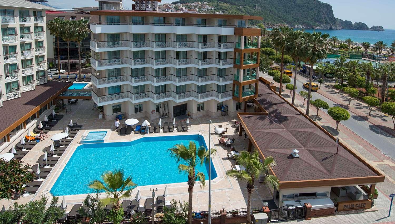 39ffab5f5a5 Riviera Hotel & SPA hotell (Antalya, Türgi)   NOVATOURS