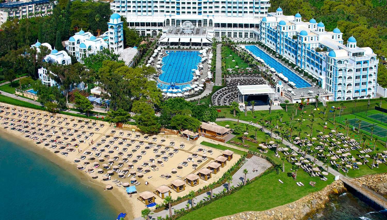 Rubi Platinum SPA Resort & Suites (Antālija, Turcija)
