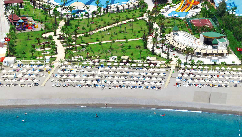 Saphir Resort & Spa (Antālija, Turcija)