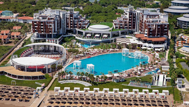 Selectum Luxury Resort (Antālija, Turcija)