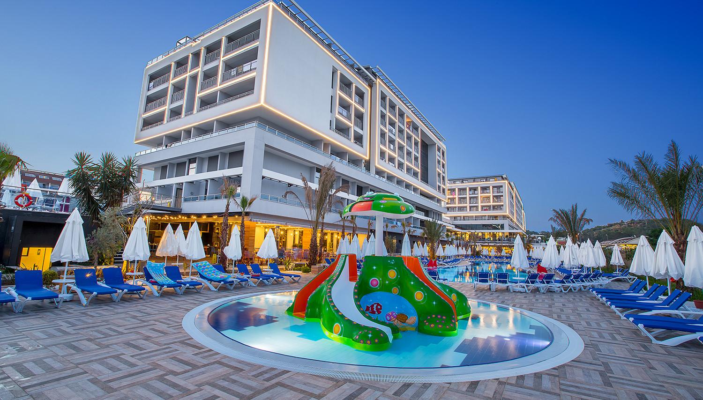 Sentido Numa Bay (Antalya, Türgi)