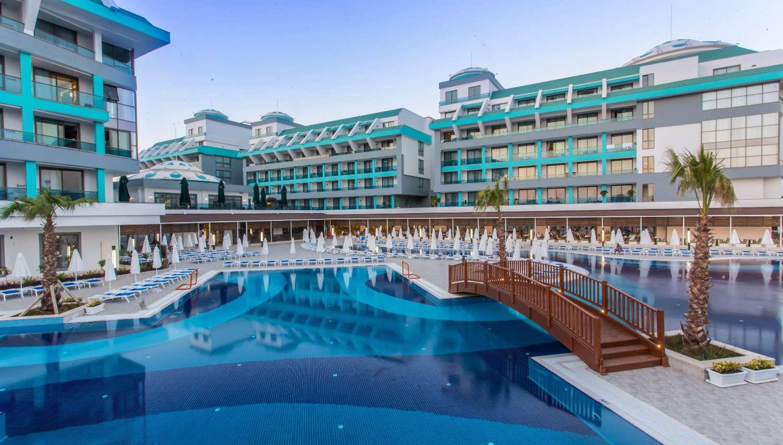 153149cd04d Sensitive Premium Resort hotell (Antalya, Türgi)   NOVATOURS