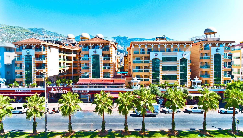 TAC Premier Hotel & SPA (Antālija, Turcija)