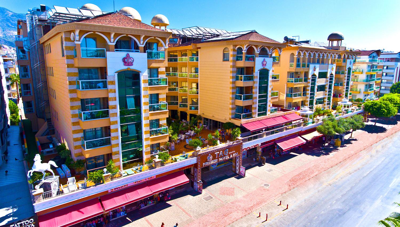 TAC Premier Hotel & SPA (Antalya, Türgi)