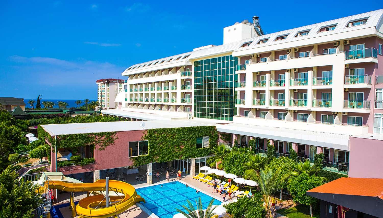 Primasol Telatiye Resort Hotel Antalya Turkey Novatours