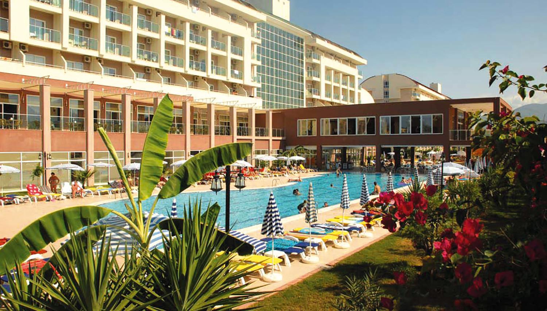 Hotel Telatiye Resort 5 (Alanya, Turkey): tourists reviews 61
