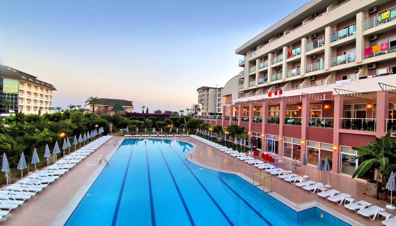 Primasol Telatiye Resort (Antalya, Türgi)