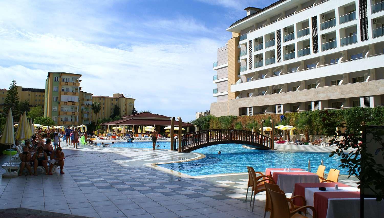 Titan Garden hotel (Antalya, Turkey)   NOVATOURS