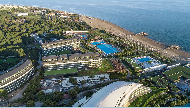 Voyage Belek Golf & Spa Гостиница (Анталия, Турция) | NOVATOURS