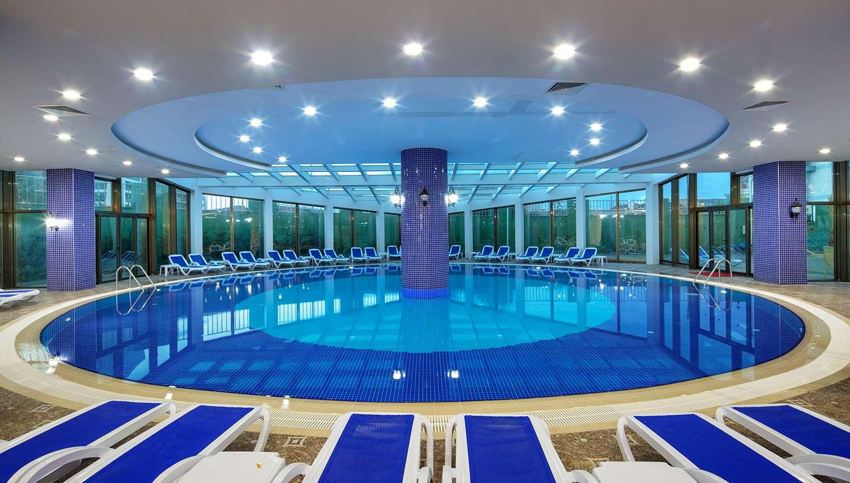 Alan Xafira Deluxe Resort And Spa Hotel Antalya Turkey Novatours