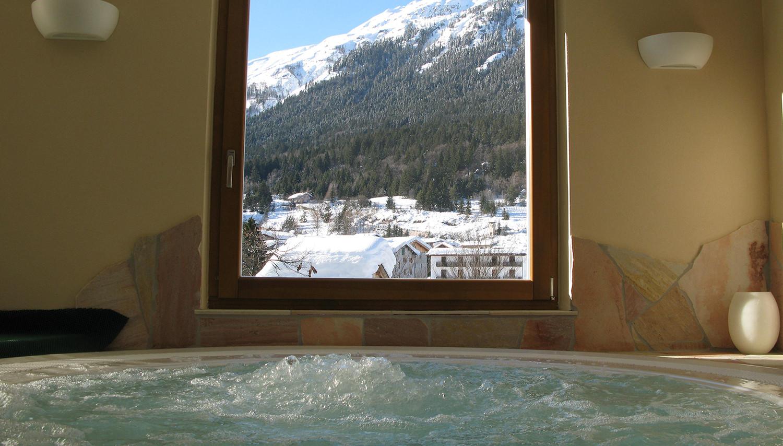 Alphotel Milano (Bergamas, slidinėjimas Italijoje, Italija)