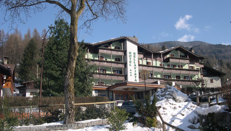 Bellavista (Giustino) (Bergamas, slidinėjimas Italijoje, Italija)