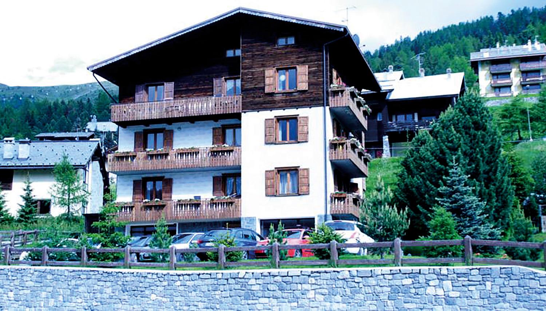 Casa Fabrizio (Bergamas, slidinėjimas Italijoje, Italija)