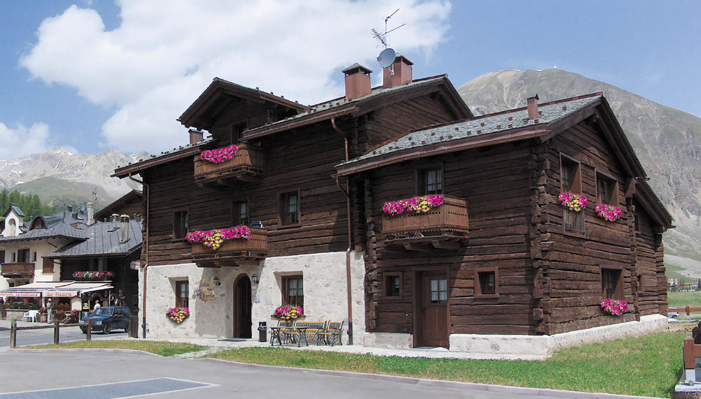 Baita Cecilia (Bergamo, Itālija)