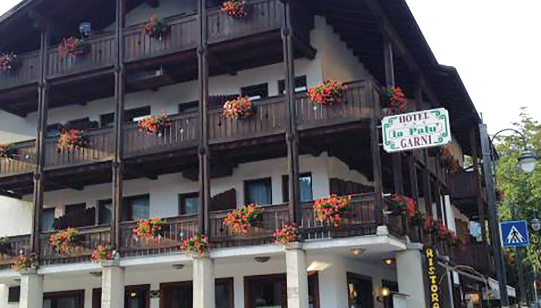 Garni La Palu (Bergamas, slidinėjimas Italijoje, Italija)