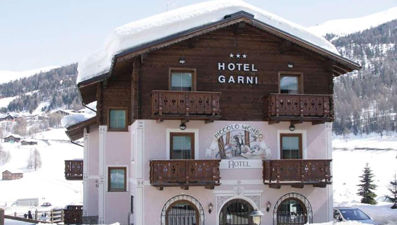 Garni Piccolo Mondo (Bergamo, Itālija)