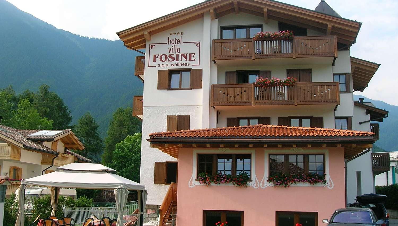 Villa Fosine (Bergamo, Itālija)