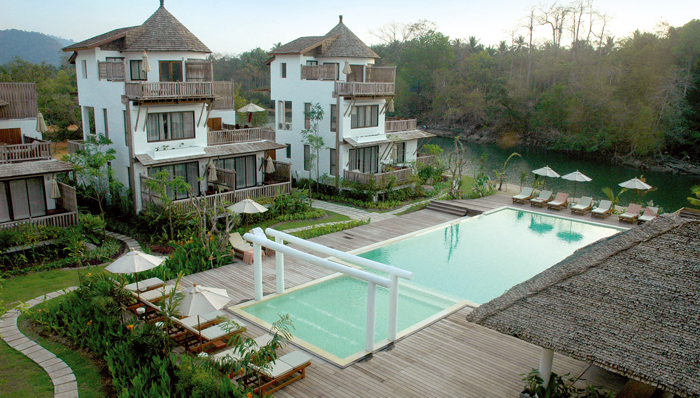 Aana Resort & Spa (Bangkok, Tai)