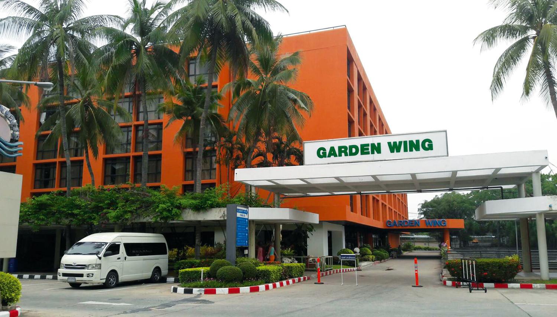 Ambassador City Jomtien Garden Wing (Bangkok, Tai)