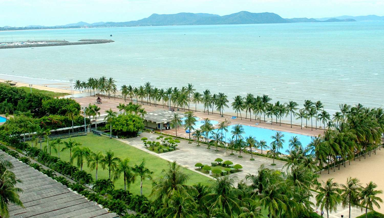 Ambassador City Jomtien Ocean Wing (Bangkoka, Taizeme)