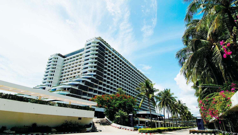 Ambassador City Jomtien Ocean Wing (Bangkok, Tai)