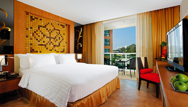 Centara Nova Hotel & SPA (Bangkok, Tai)