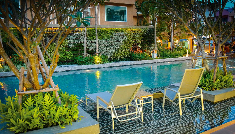 Citrus Parc Hotel Pattaya (Bangkok, Tai)