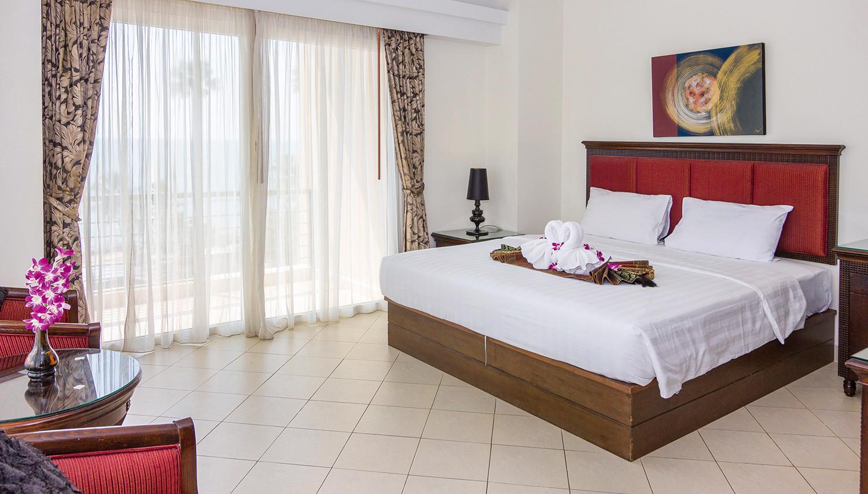 Eurostar Jomtien Beach Hotel & SPA (Bangkok, Tai)