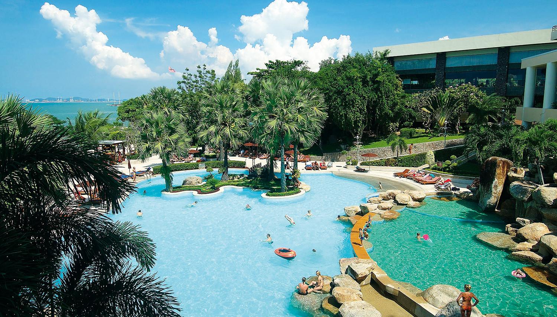 Garden Sea View Resort (Bangkoka, Taizeme)